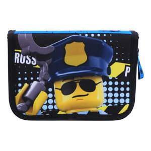 Modré pouzdro na psací potřeby LEGO®City Police