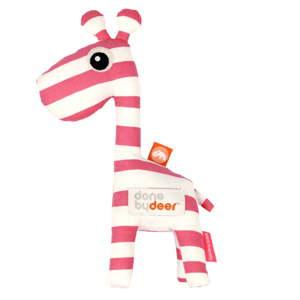 Růžová hračka Done by Deer Raffi