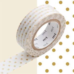 Washi páska MT Masking Tape Chloe, návin10m
