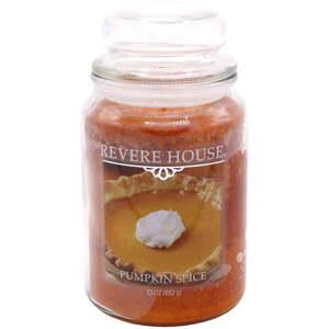 Vonná svíčka ve skle s vůní dýňové koření Candle-Lite, doba hoření až 120hodin