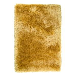 Žlutý koberec Flair Rugs Pearls, 160 x 230 cm