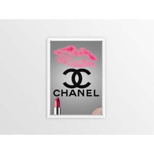 Obraz Piacenza Art Chanel Lipstick,30x20cm