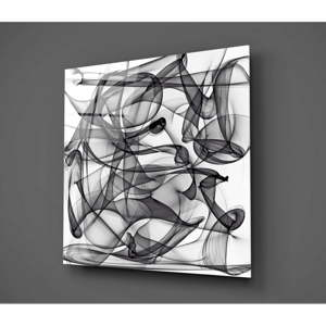 Skleněný obraz Insigne Relicso, 30x30cm