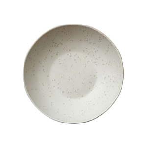 Krémová kameninová mísa na těstoviny Bitz Basics Matte Cream, ⌀ 20 cm