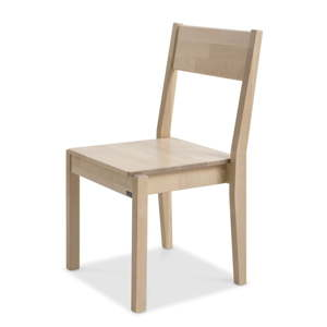 Ručně vyráběná židle z masivního březového dřeva Kiteen Joki