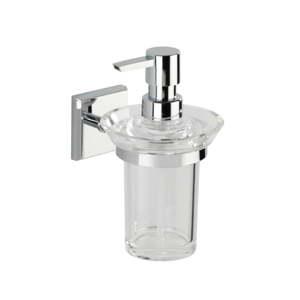 Samodržící dávkovač mýdla Wenko Power-Loc Laceno