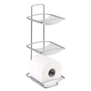 Držák na 3 role toaletního papíru Metaltex Onda