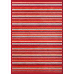Červený oboustranný koberec Narma Liiva Red, 200 x 300 cm