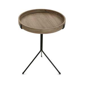 Příruční stolek Versa Hennan, ⌀ 40 cm