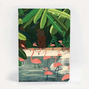 Poznámkový blok U Studio Design Monoprint