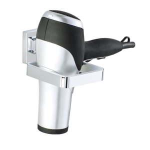 Samodržící držák na fén Wenko Vacuum-Loc Hair,nosnost až33kg