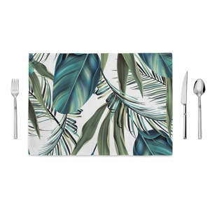 Prostírání Home de Bleu Tropical Leaves, 35 x 49 cm