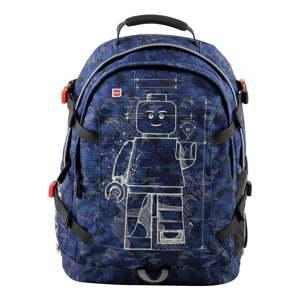 Modrý dětský batoh LEGO® Tech Teen