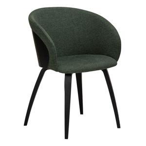 Zeleno-černá židle DAN-FORM Denmark Imo