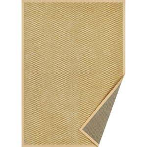 Béžový vzorovaný oboustranný koberec Narma Vivva, 230x160 cm
