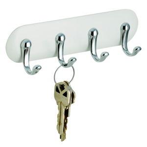 Samodržicí věšák na klíče iDesignForma AFFIXX York, 17x14cm