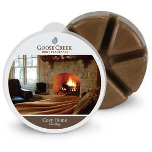 Vonný vosk do aromalampy Goose Creek Útulný domov, 65 hodin hoření
