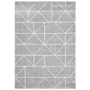 Světle šedý koberec Elle Decor Maniac Arles, 120 x 170 cm