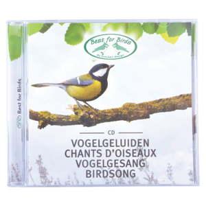 CD s ptačím zpěvem Esschert Design Birdsong