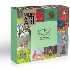 Paměťová hra Mon Petit Art Chaperon