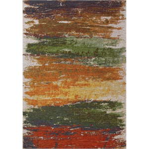 Běhoun Eco Rugs Autumn Abstract, 80 x 300 cm