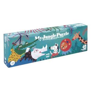 Velké puzzle Jungle Londji, 22 dílků