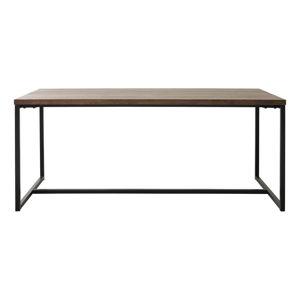 Jídelní stůl v dubovém dekoru Unique Furniture Rivoli