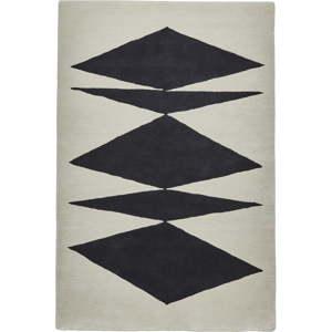 Vlněný koberec Think Rugs Inaluxe Crystal Palace, 120x170 cm