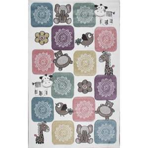 Dětský koberec Eco Rugs Kiddos, 160x230cm
