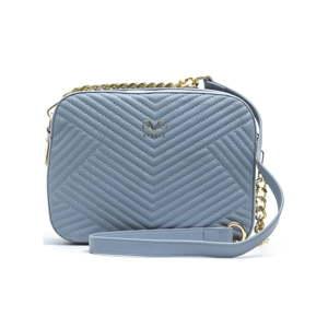 Modrá dámská kabelka přes rameno 19V69 ITALIA
