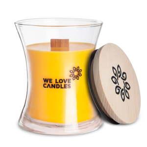 Svíčka ze sójového vosku We Love Candles Honeydew, doba hoření 64 hodin