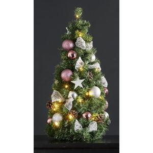 LED svítící vánoční stromeček Best Season Noel, výška 65 cm