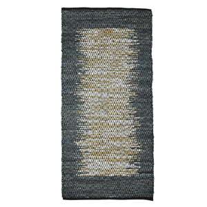 Kožený koberec Simla Natural, 240x170cm