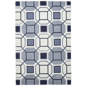Šedý koberec Think Rugs Hong Kong Hammam, 120x170cm