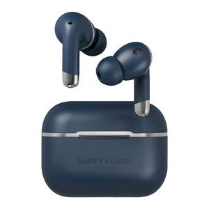 Bezdrátová modrá sluchátka Happy Plugs Air 1 ANC