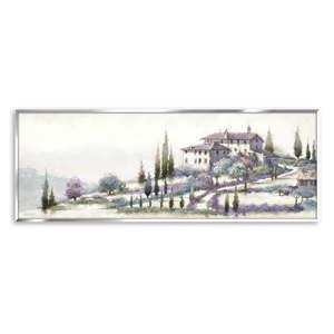 Obraz na plátně Styler Tuscany, 152 x 62 cm