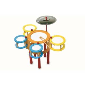 Dětské bubínky na hraní Legler Drums