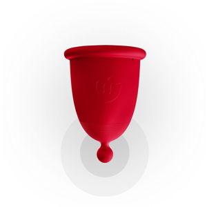 Červený menstruační kalíšek Whoop.de.doo Classic