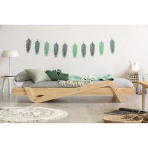 Dětská postel z borovicového dřeva Adeko Zig, 80 x200 cm