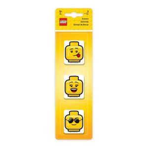 Sada 3 gum LEGO® Iconic