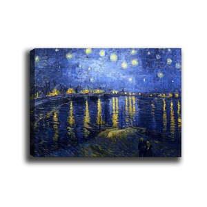 Nástěnný obraz na plátně Tablo Center Vincent van Gogh, 40 x 60 cm