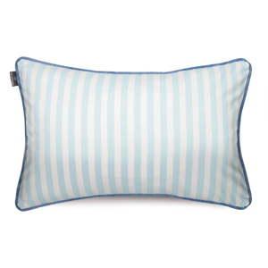 Modrý povlak na polštář WeLoveBeds Sailor blue, 40 x 60 cm