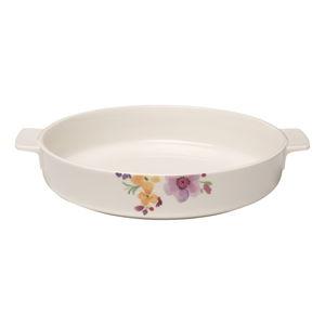 Porcelánová zapékací miska s motivem květin Villeroy & Boch Mariefleur Basic