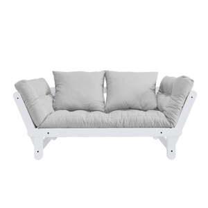 Variabilní pohovka Karup Design Beat White/Light Grey