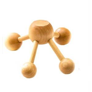 Masážní strojek z březového dřeva Altayka Krab