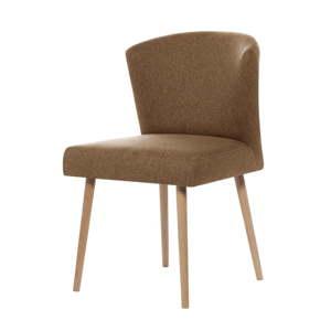 Světle hnědá jídelní židle My Pop Design Richter
