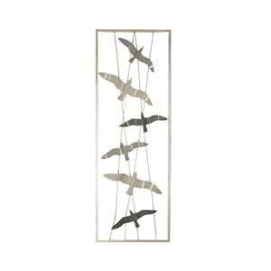 Železná nástěnná dekorace Clayre&Eef Birds