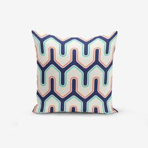 Povlak na polštář s příměsí bavlny Minimalist Cushion Covers Liandsnse Special Design Modern, 45 x 45 cm