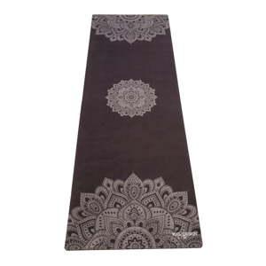Černá podložka na jógu Yoga Design Lab Mandala, 3,5mm
