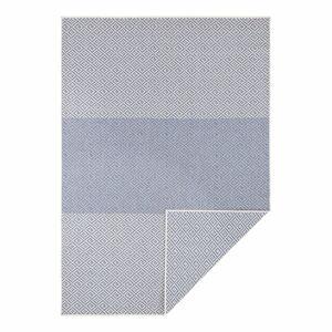 Modrý oboustranný venkovní koberec Bougari Borneo, 200 x 290 cm